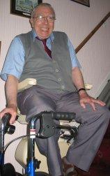 Mr Mottram Straight Installation from the doctor