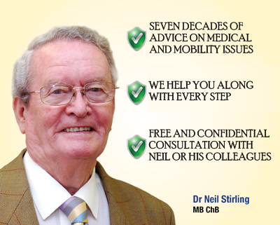 stairlifts advice from UK Doctor