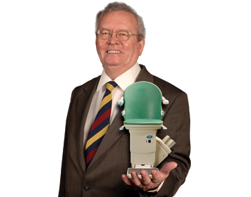 Dr S Holding Stairlift 363x285