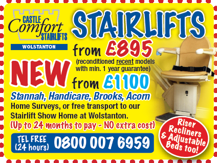 Stairlifts-Sentinel