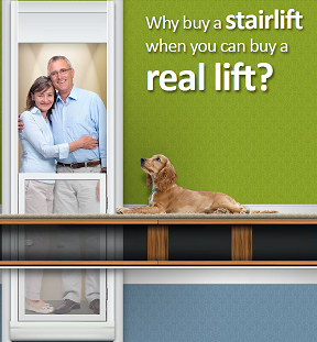Want A Through-Floor Home Lift?